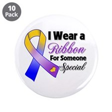 "Special Bladder Cancer 3.5"" Button (10 pack)"