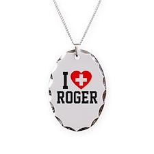 I Love Roger Necklace