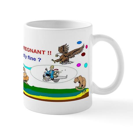 Quite Pregnant SPECIAL Mug