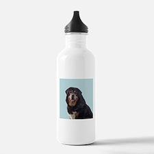 Cute Tibetan Mastiff Water Bottle