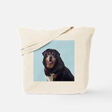 Cute Tibetan Mastiff Tote Bag