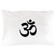 Om Aum Pillow Case