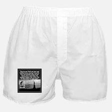Lazarus Liberty Quote 2 Boxer Shorts