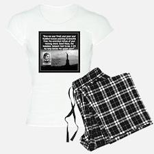 Lazarus Liberty Quote 2 Pajamas