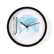 Worldwide Gamer Wall Clock