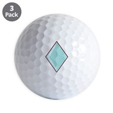 Diamond Golf Ball