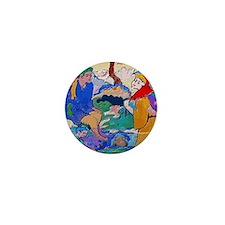 LaHalte Mini Button