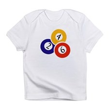 Pool Game Infant T-Shirt