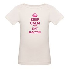 Keep calm and eat bacon Tee
