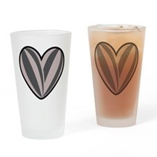Seed Heart Drinking Glass