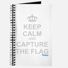 Keep Calm and Capture The Flag Journal