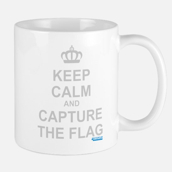 Keep Calm and Capture The Flag Mug