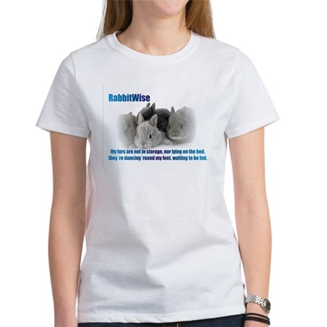 myfursrabbit2a T-Shirt