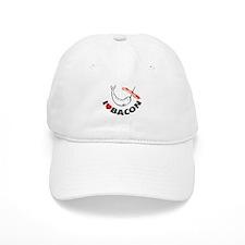 I love bacon narwhal Baseball Cap