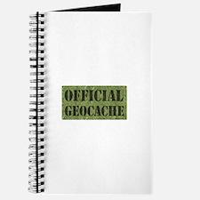 Official Geocache Journal