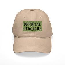 Official Geocache Baseball Cap