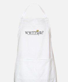 What Would the Tulip Queen Do? BBQ Apron