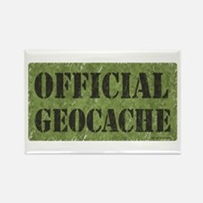 OfficialGeocache Magnets