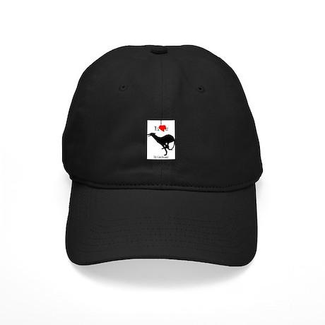 Greyhound Black Cap