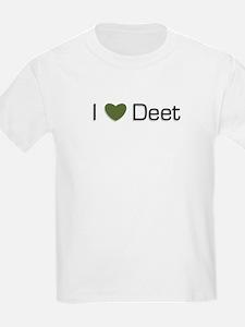 I heart deet Kids T-Shirt