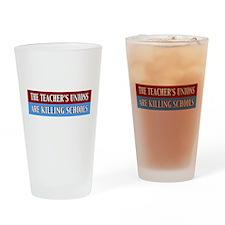 The Teacher's Unions Are Killing Schools Drinking