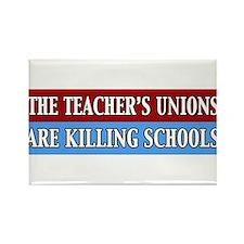 The Teacher's Unions Are Killing Schools Rectangle