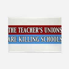 The Teacher's Unions Are Killing Schools Rectangle