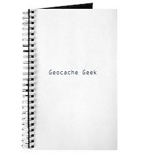 Geocache Geek Journal