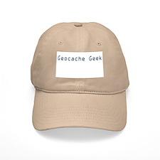 Geocache Geek Baseball Cap