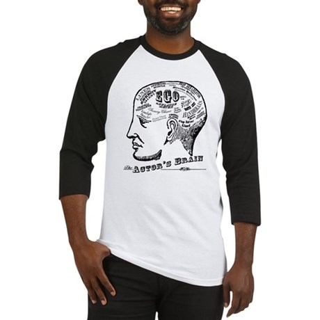 The Actor's Brain Baseball Jersey