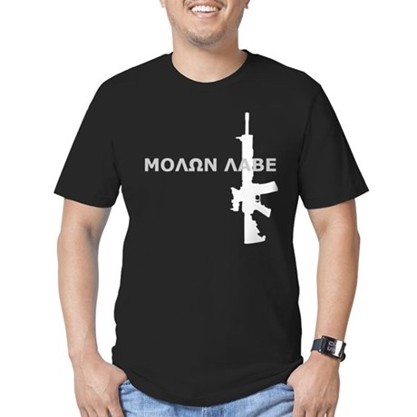 Colt M4A2 Men's Fitted T-Shirt (dark)