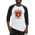 O'Hartigan Coat of Arms Baseball Jersey