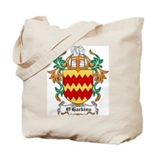 O'Harkins Coat of Arms Tote Bag