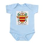 O'Harkan Coat of Arms Infant Creeper