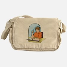 Teacher Messenger Bag