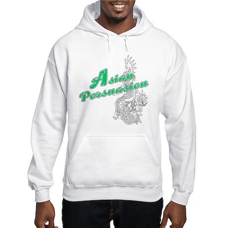 Asian Persuasion Hooded Sweatshirt