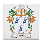 O'Hanna Coat of Arms Tile Coaster