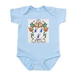 O'Hanna Coat of Arms Infant Creeper