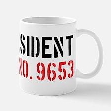 Eugene V. Debs No.9653 Mug