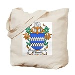 O'Hamill Coat of Arms Tote Bag