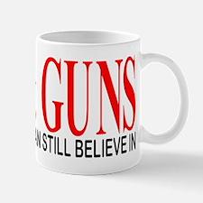 GOD AND GUNS Small Small Mug