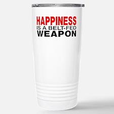 BELT-FED WEAPON Travel Mug