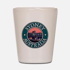 Sydney, Austrailia Shot Glass