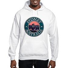 Sydney, Austrailia Hoodie Sweatshirt