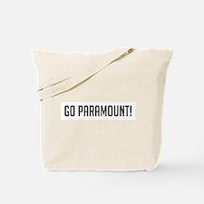Go Paramount Tote Bag