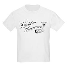 Hidden Treasure Kids T-Shirt