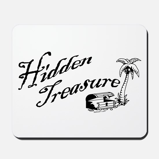 Hidden Treasure Mousepad