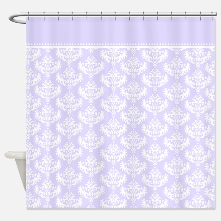 Light lilac bathroom accessories decor cafepress - Purple bathroom accessories uk ...