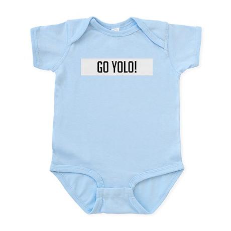 Go Yolo Infant Creeper