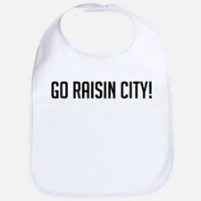 Go Raisin City Bib